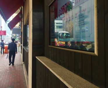 HK Wan Chai Wide shopfront light refreshment teahouse cakeshop for rent