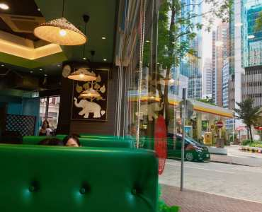 Hong Kong North Point Huge Shopfront Restaurant Space for Lease