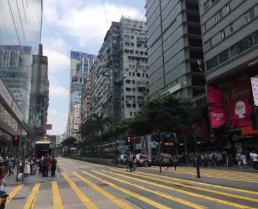 Tsim Sha Tsui mall restaurant space for rent in Hong Kong