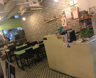 HK North Point turnkey restaurant for sale with lease