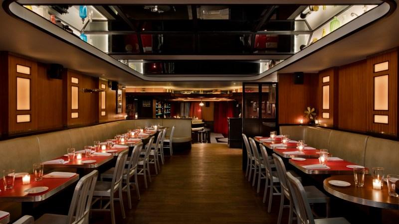 Beautiful LKF restaurant bar for sale in Central Hong Kong