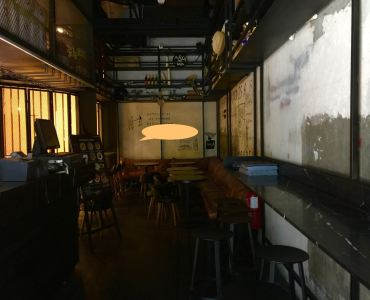 HK Causeway Bay high-traffic cafe space for rent