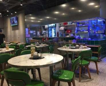 Tsim Sha Tsui Fitted Restaurant Bar for Lease in HK