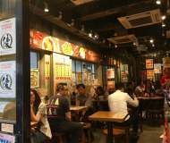 Noodle Shop for Rent in Causeway Bay HK