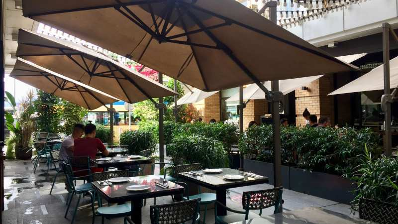 Open Seating Restaurant Space for Rent in Causeway Bay HK