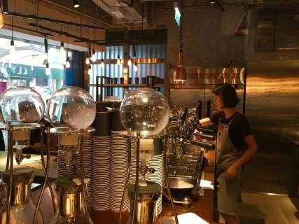 Quality coffee is still the key success of any all-day cafes