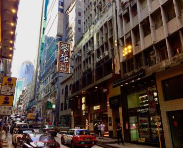 Central Wellington Street Fitted Restaurant for Lease HK