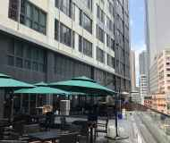 Restaurant With Huge Flat Roof for Rent Lai Chi Kok HK
