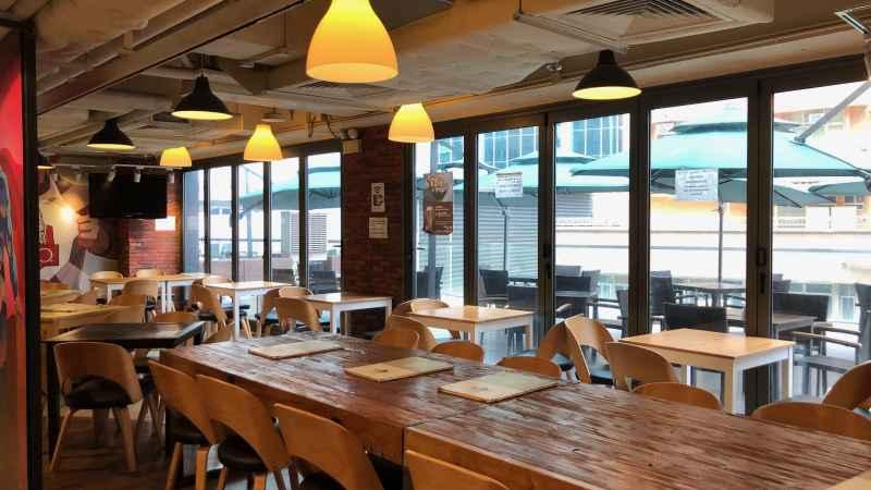 Huge Outdoor Restaurant for Rent Lai Chi Kok HK