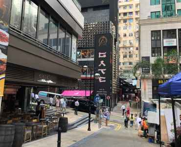 LKF Efficient FB Space for Rent in Hong Kong