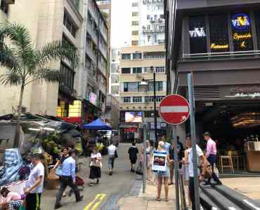 Lan Kwai Fong Efficient FB Space for Rent