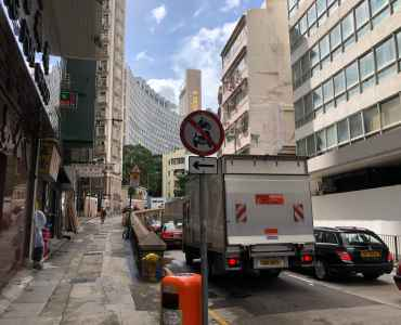 Wide Window FB Shop For Lease in Hong Kong