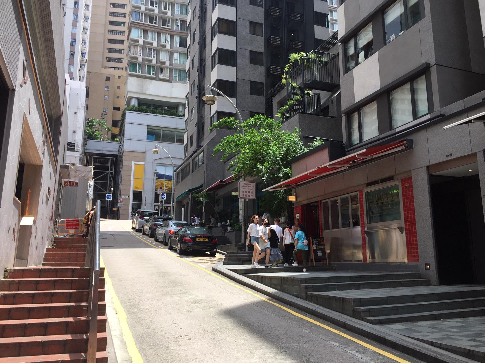 Hong Kong FB Shop for Rent Starstreet Precinct