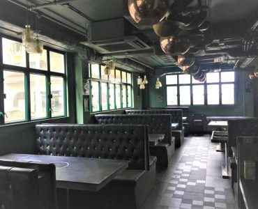 Street-level connected Restaurant for Rent in Kennedy Town HK
