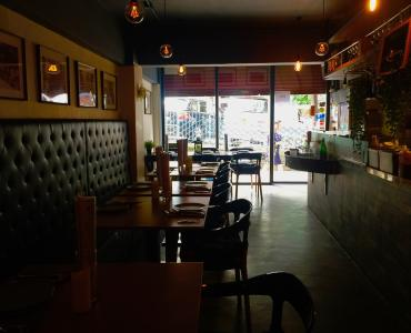 Cafe for Sale with Lease in Sheung Wan HK