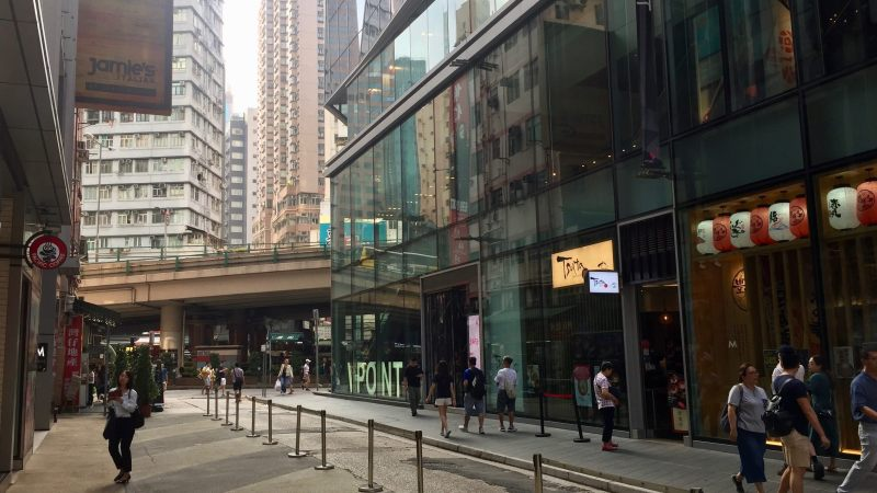 Causeway Bay High-traffic Cafe Noodle Shop for Rent HK