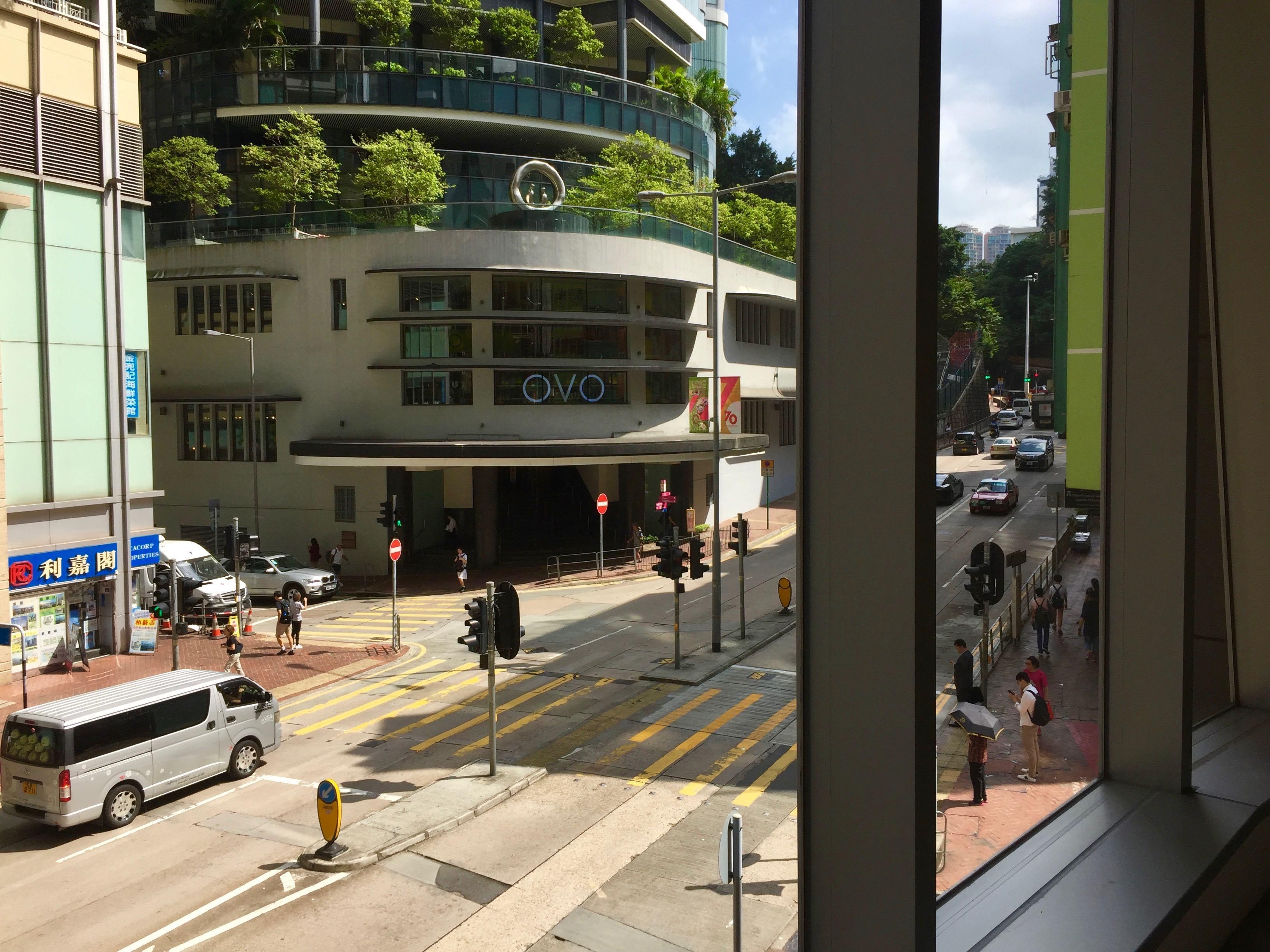 Duplex Restaurant Bar for Rent Wanchai HK