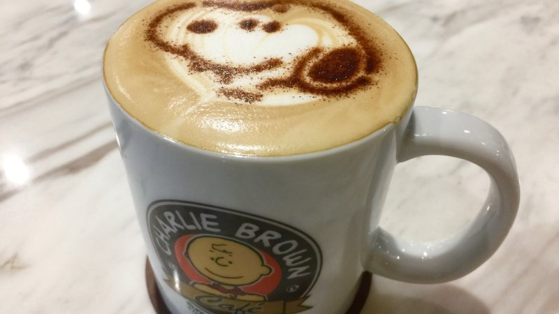 Farewell to HK Oldest Comic Themed Cafe