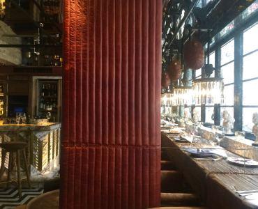 Fitted restaurant bar for Rent on Gough Street in Central HK
