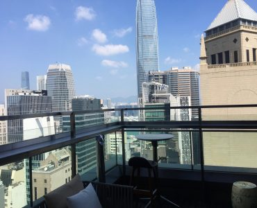 LKF Upstairs restaurant bar with outdoor for Rent HK