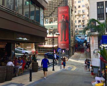 Lan Kwai Fong Bar for Rent Central HK