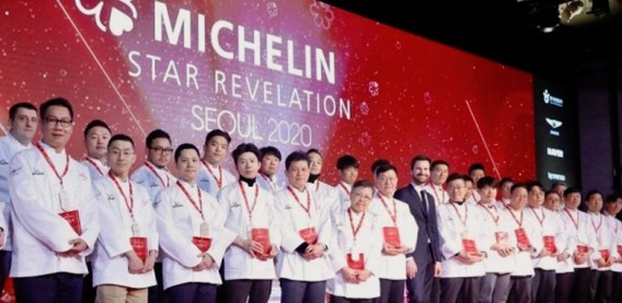 A Korean Chef sues Michelin Guide for including his restaurant in new edition 2020