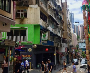 HK Soho Restaurant Bar for Sale with Lease in Central