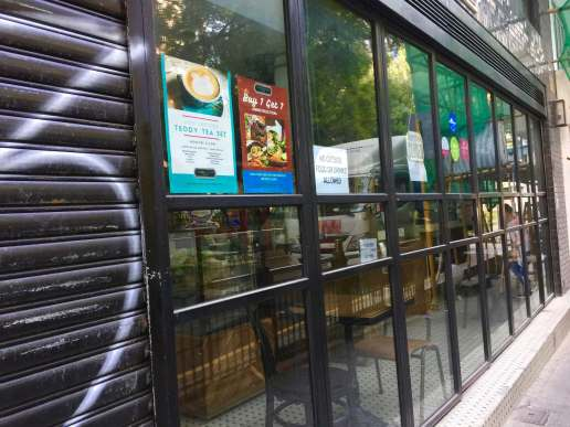 How can HK Restaurants survive amid of continued protests and violence?