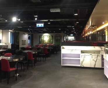 Fully furnished restaurant for Lease in Causeway Bay HK