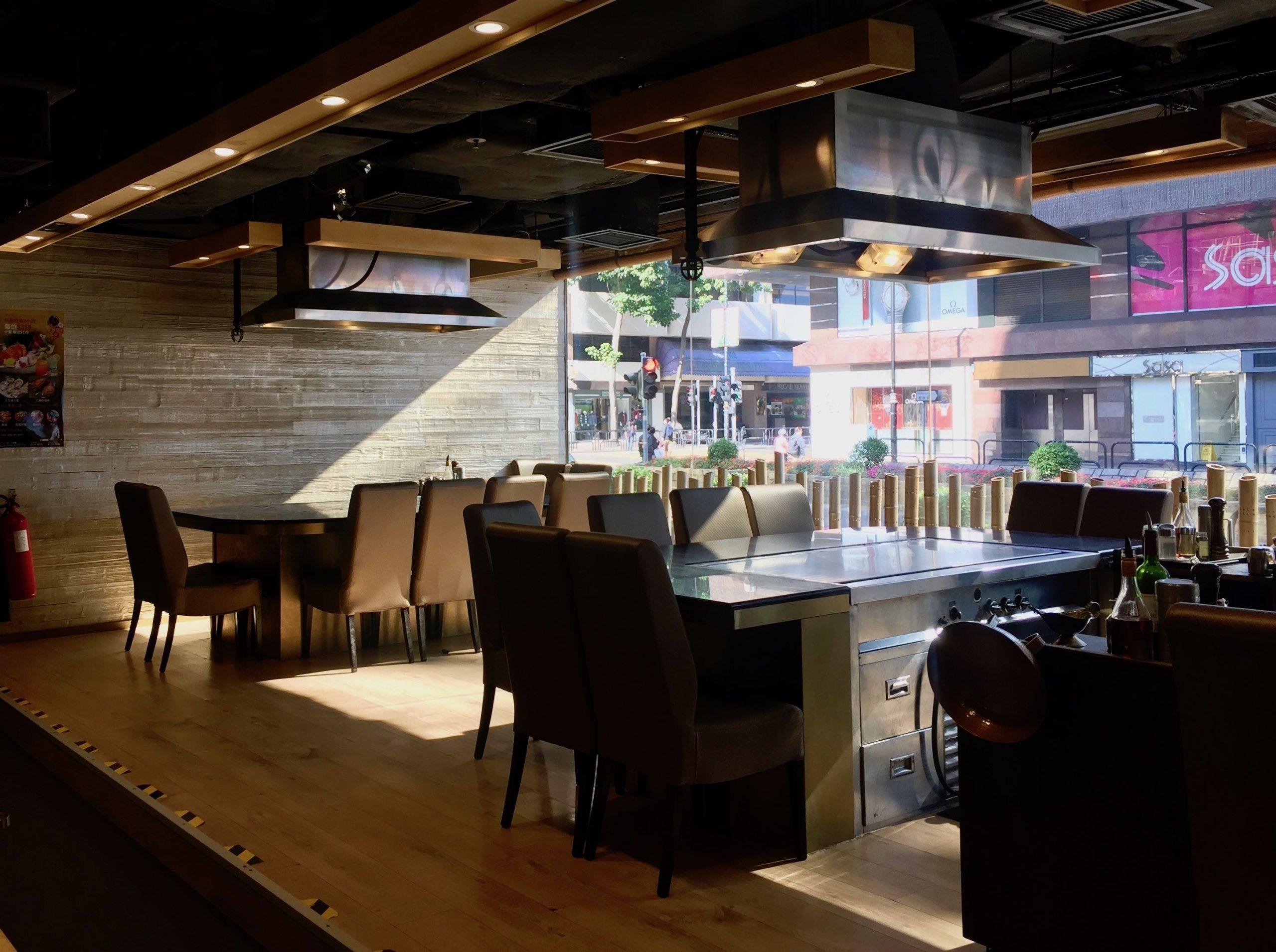 Tsim Sha Tsui Harbourfront Restaurant for Rent HK