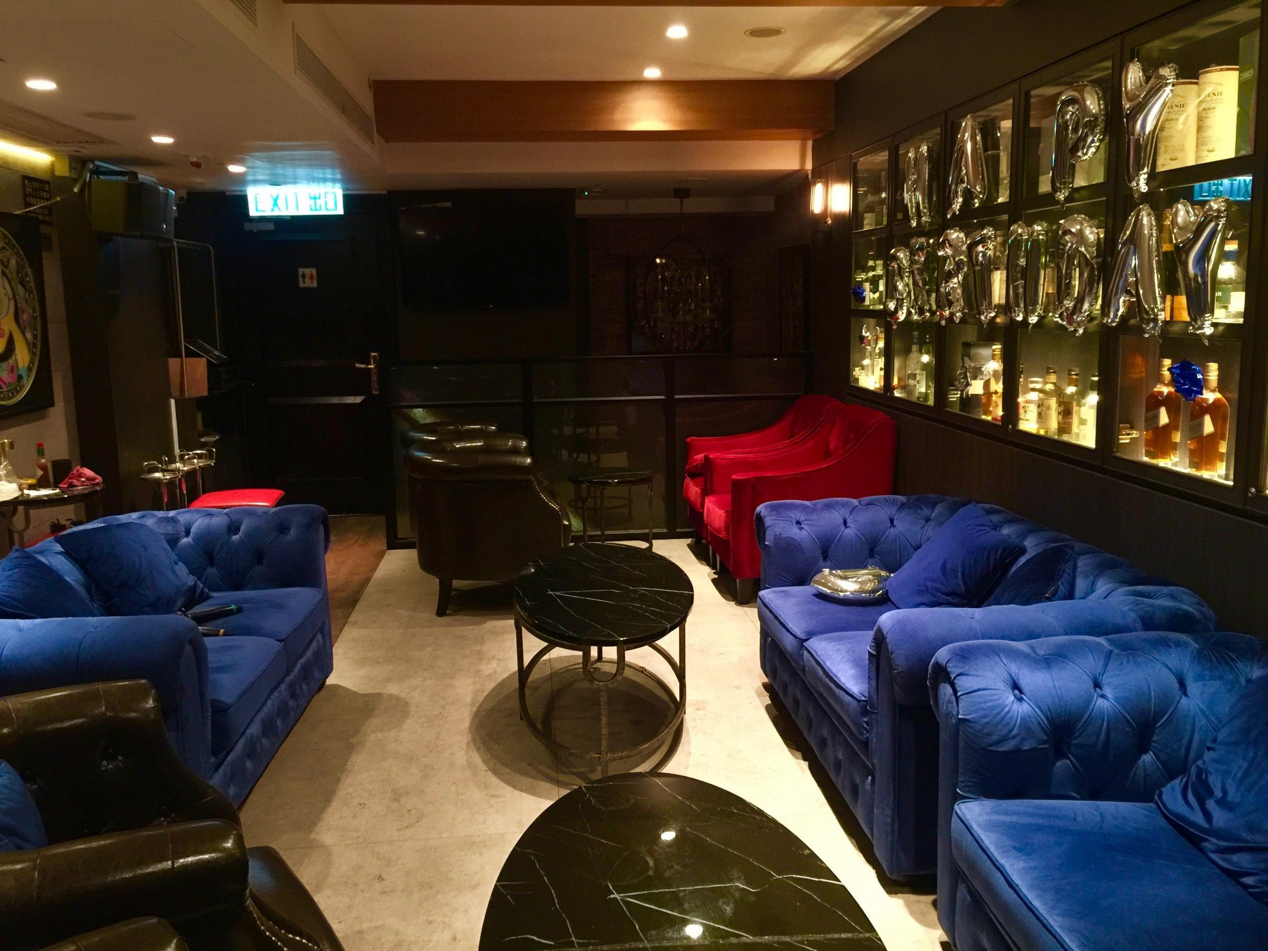 HK LKF Fitted Bar for Rent with Liquor Licence