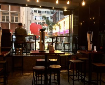 Fitted Leasing Bar Space in Lan Kwai Fong HK