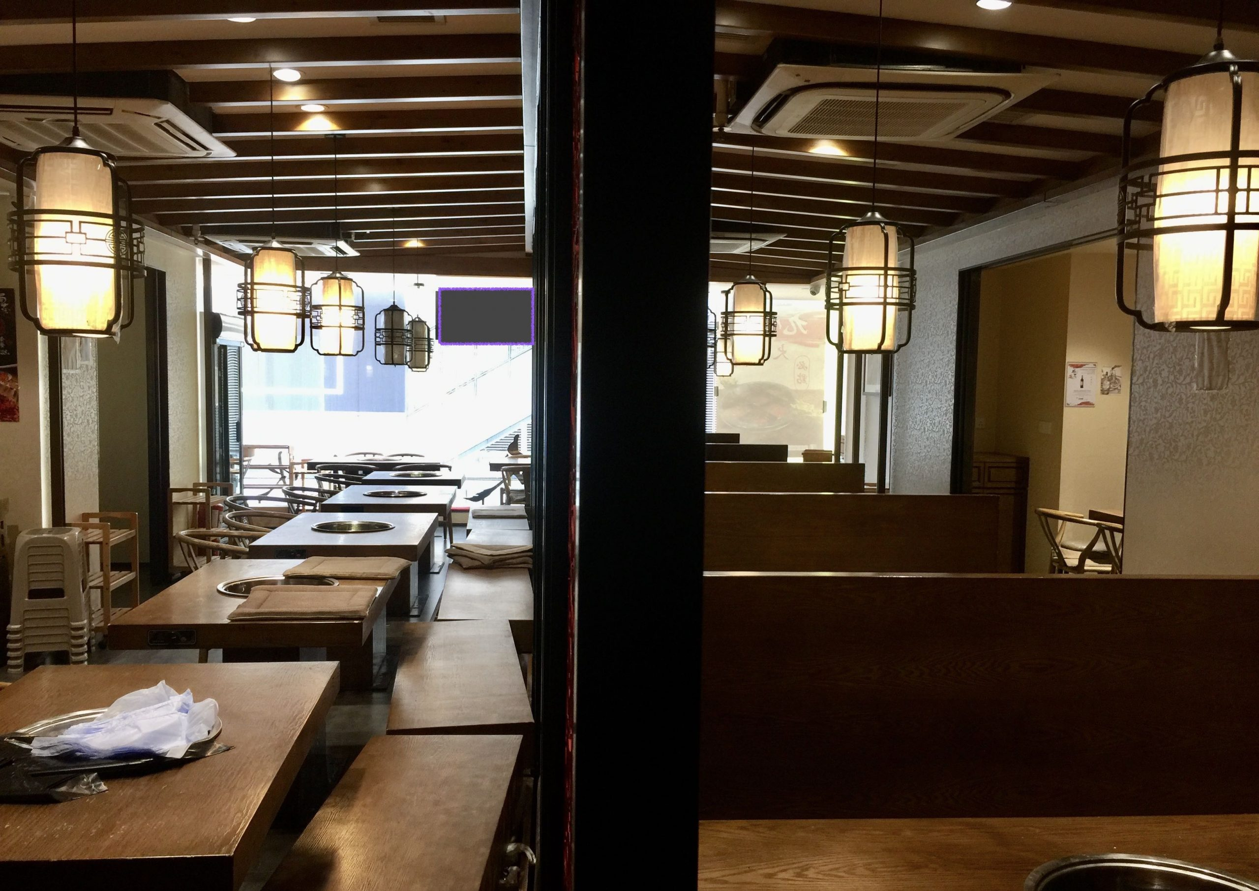 HK Causeway Bay Restaurant for Rent with fitting