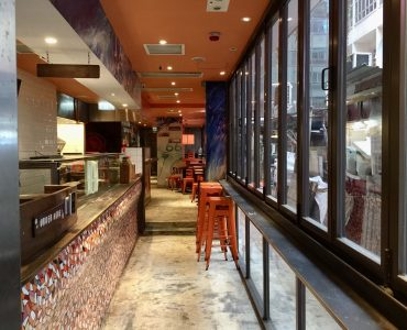 Causeway Bay Fitted Cafe for Lease in Hong Kong