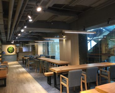 Causeway Bay Cafe for Lease with fitting in HK