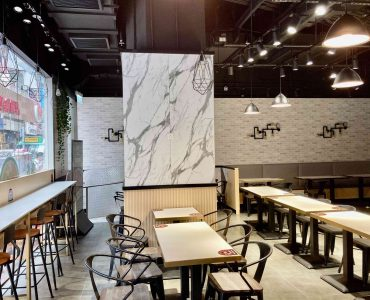 Causeway Bay Foodie Street Restaurant for Lease in Hong Kong