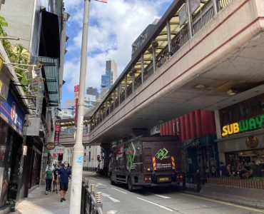Hollywood Road Food Beverage shop for rent in Central HK