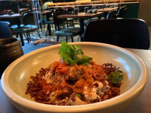 Burmese-style Beef Biryani - recipe by grandma of Club Rangoon's owner