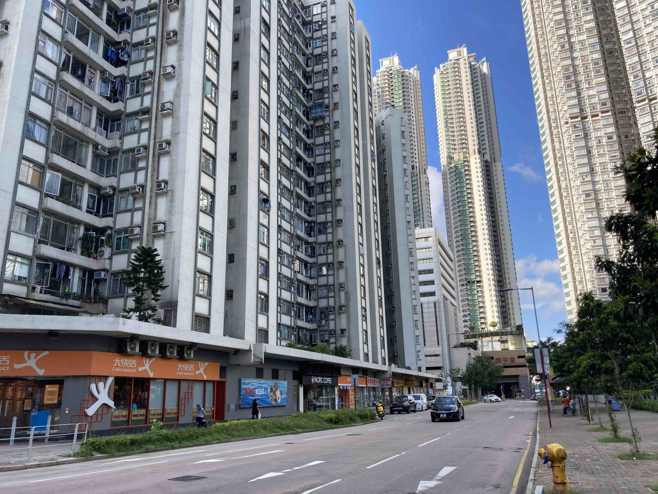 Cafe for Lease in Island East Hong Kong