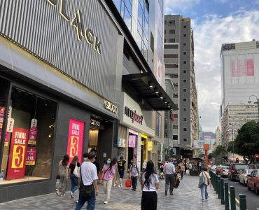 TST Restaurant with full kitchen and bar for Lease in Kowloon HK