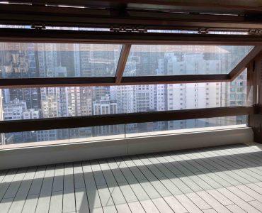 Verandah Restaurant Space for Lease in Central HK