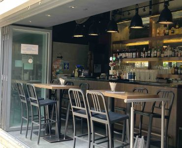 HK Sai Ying Pun Restaurant for Lease