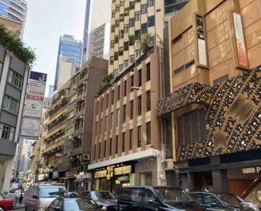 Street-level FB Shop for Lease in Sheung Wan HK