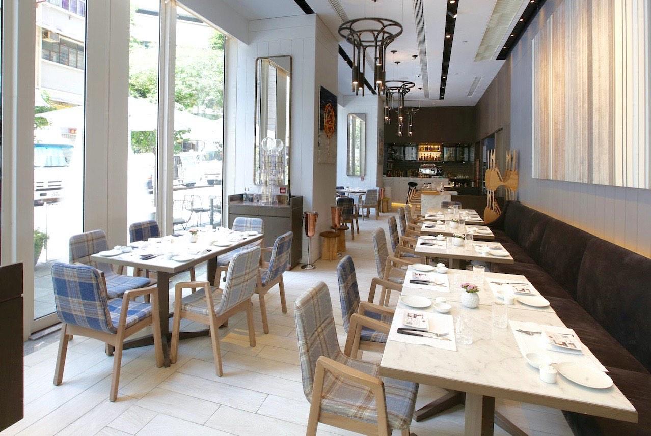 HK Outdoor Dining Restaurant for Rent