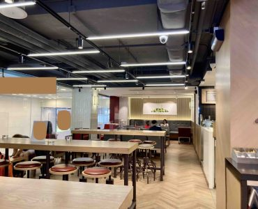 All-day Cafeteria to Let in Central HK