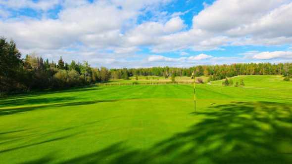 Golfing an option