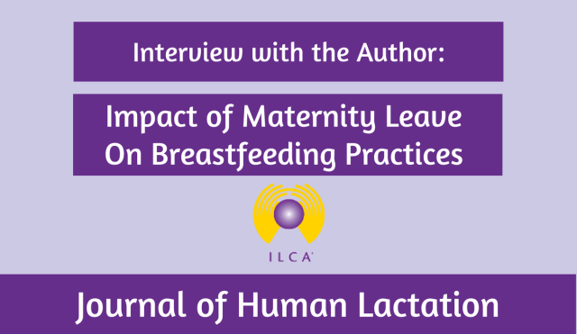Journal of Human Lactation