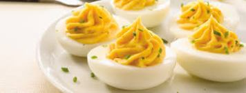 lactosevrije gevulde eieren