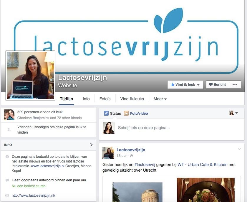 facebook lactosevrijzijn