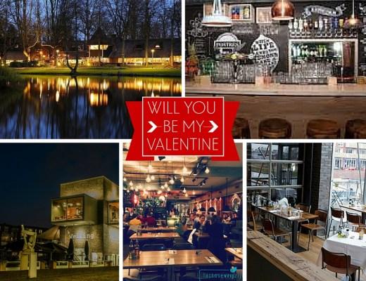 Restaurants Valentijnsdag